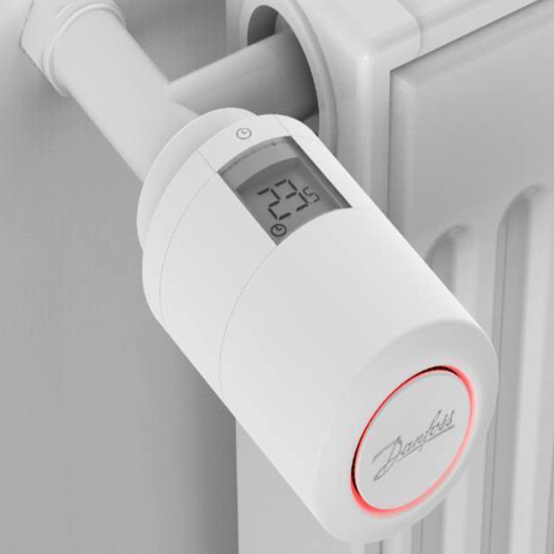 Danfoss Thermostat Radiator Valve Danfoss Eco Bluetooth