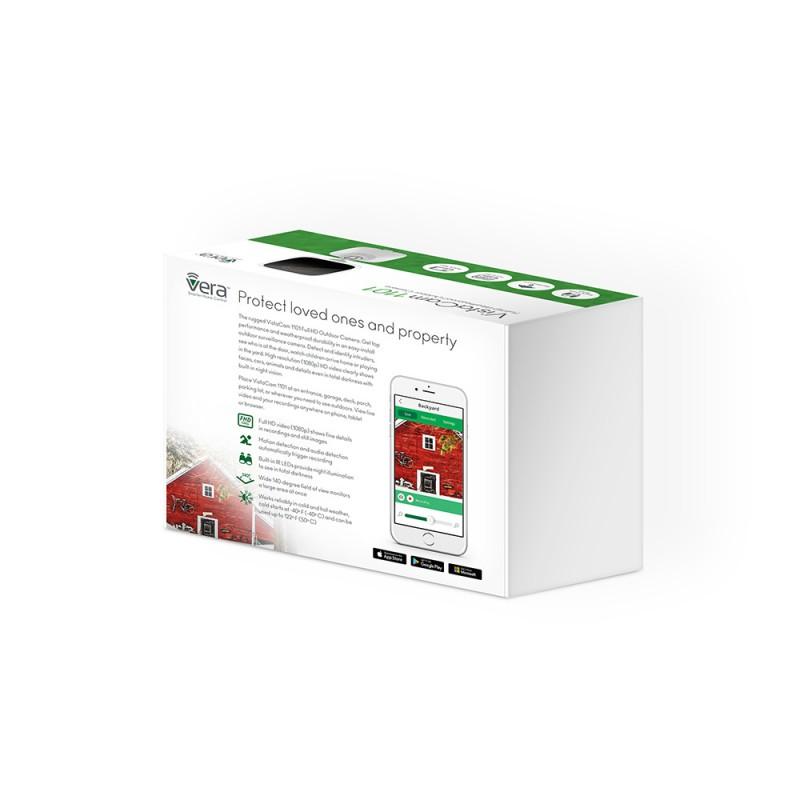 Veracontrol Outdoor Hd 1080p Wi Fi Camera Vistacam 1101