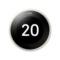 NEST - Nest Learning Thermostat 3rd generation White
