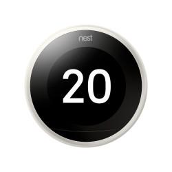 NEST - Thermostat Intelligent 3ème génération, blanc