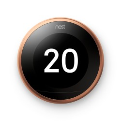 NEST - Nest Learning Thermostat 3rd generation Copper