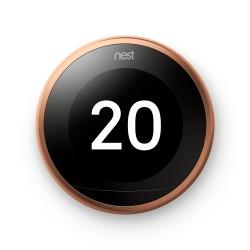 NEST - Thermostat Intelligent 3ème génération, cuivre