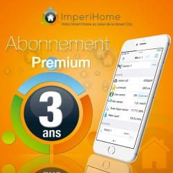 IMPERIHOME - Abonnement ImperiHome Premium 3 ans