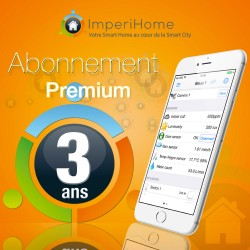 IMPERIHOME - ImperiHome Premium 3 years subscription