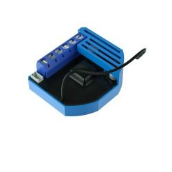 QUBINO - Micromodule pour volet roulant 12-24VDC et consomètre Z-Wave+ ZMNHOD1