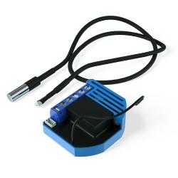 QUBINO - Micromodule thermostat encastrable Z-Wave ZMNHIA2