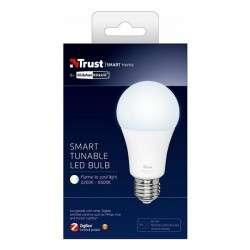 TRUST - Ampoule LED ZIGBEE Blanc Chaud/Froid E27