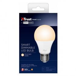 TRUST - Ampoule Flamme LED ZIGBEE Blanc E27