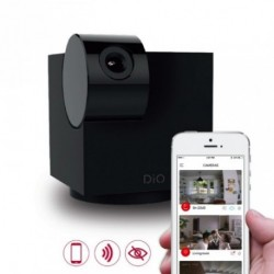 DIO - Indoor Rotative HD camera Wifi