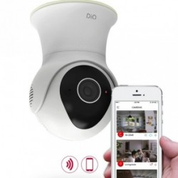 DIO - Wifi Outdoor rotative HD Camera
