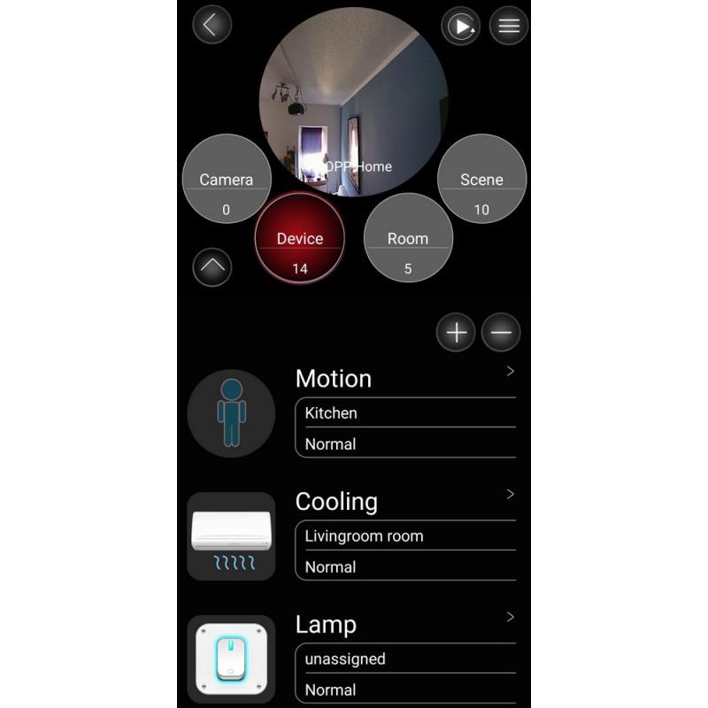 Popp Smart Camera Gateway Smarthome Europe