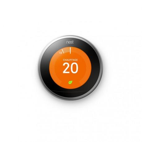 NEST - Thermostat Intelligent 3ème génération