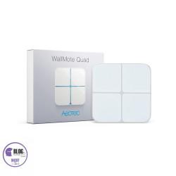 AEON LABS - Interrupteur sans fil WallMote 4 boutons Z-Wave+