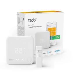 TADO - Kit de Démarrage Thermostat Intelligent V3+