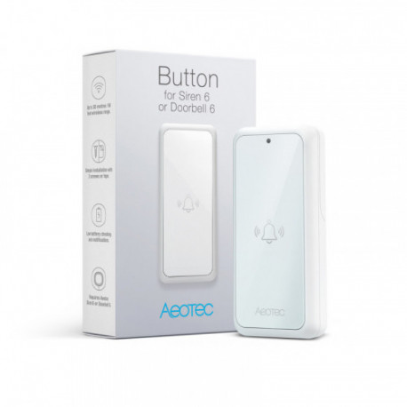 AEOTEC - Button (for Doorbell 6 & Siren 6)