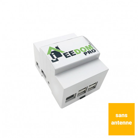 JEEDOM - Contrôleur domotique sur rail DIN JEEDOM PRO (sans antenne)