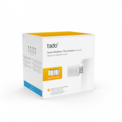 TADO - Smart Radiator thermostat Quattro Pack