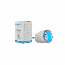 SHELLY - Mini prise intelligente Wi-Fi Shelly Plug S