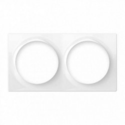 FIBARO - Plaque de finition double Walli