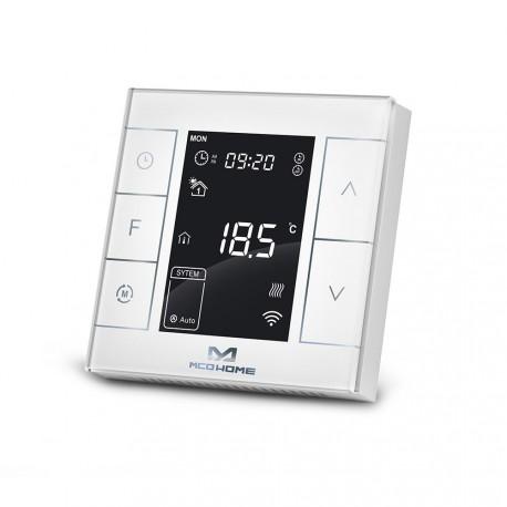 mcohome thermostat pour chauffage lectrique z wave mh7h. Black Bedroom Furniture Sets. Home Design Ideas