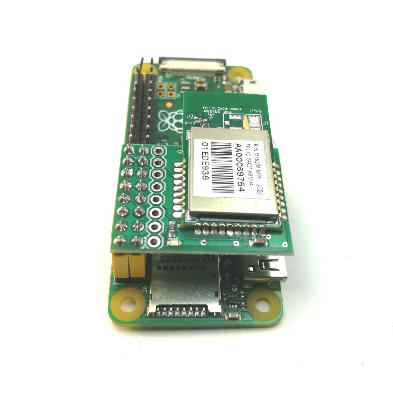 Zigate Universal Zigbee Gateway Pizigate For Raspberry