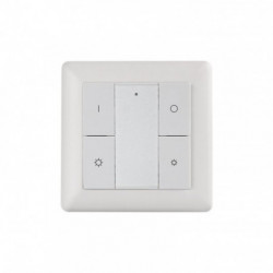 SUNRICHER - 4 butons wall mounted Z-Wave+ dimmer controller