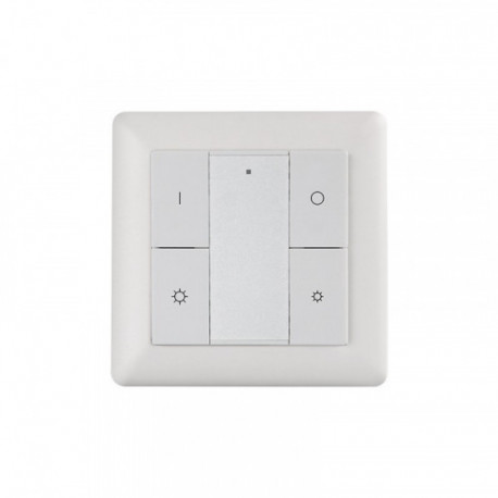 Sunricher 4 Buttons Wall Mounted Z Wave Dimmer