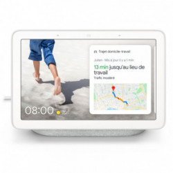 GOOGLE NEST - Intelligent speaker with display Google Nest Hub Chalk