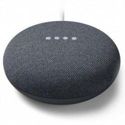 GOOGLE NEST - Enceinte connectée Google Nest Mini Charbon
