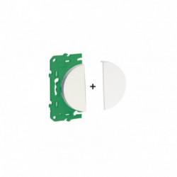 SCHNEIDER ELECTRIC - Demi-mécanisme pour interrupteur Odace sans fil sans pile