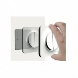 SCHNEIDER ELECTRIC - Kit mobile aimanté pour interrupteur Odace sans fil sans pile