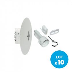 SCHNEIDER ELECTRIC - Actionneur éclairage DCL boîte de centre Ø120mm (pack de 10)
