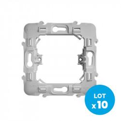FIBARO - Adaptateur de montage pour Schneider Odace (Pack de 10)