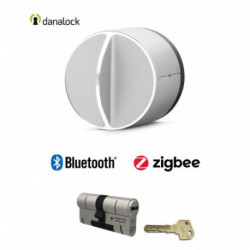 DANALOCK - Smart Doorlock Bluetooth and Zigbee V3 + cylinder