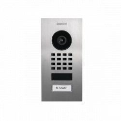 DOORBIRD - Video Doorbell (Surface mount) D1101V