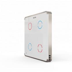 HELTUN - Touch Panel Switch Quattro Z-Wave+ 700 (4 channels)