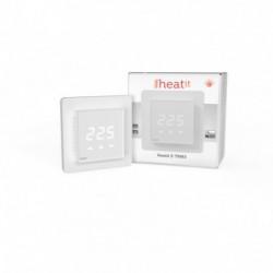 HEATIT CONTROLS - Thermostat Z-Wave+ pour plancher chauffant électrique 16A Z-TRM3