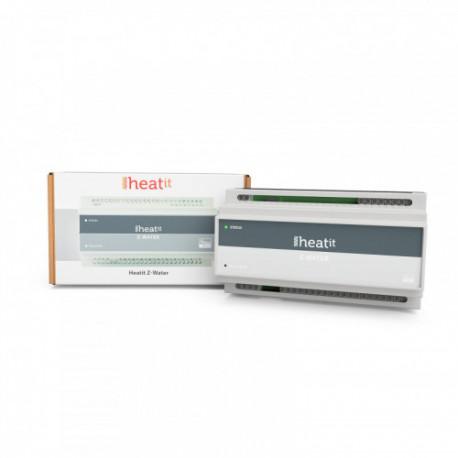 HEATIT CONTROLS - Contrôleur de chauffage hydronique Z-Wave+ 10 sorties Z-Water