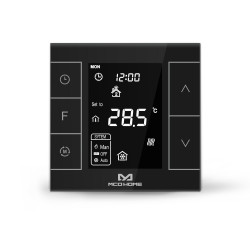 MCOHOME - Z-Wave+ Electrical Heating Thermostat MH7H-EH2, black
