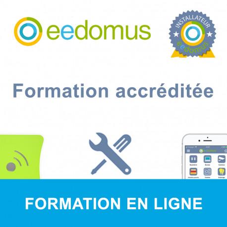 EEDOMUS accredited training online