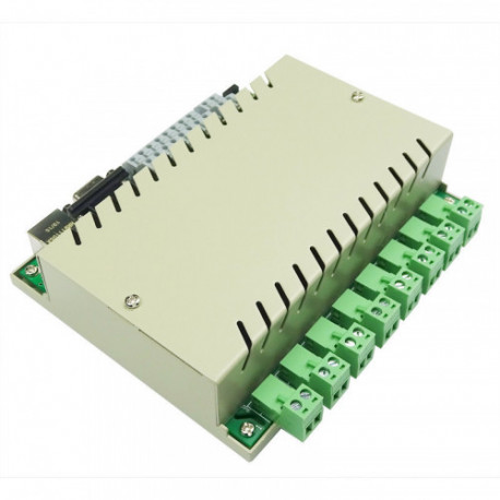 KINCONY - ETHERNET/RS232 Wired Controller (8 inputs/8 outputs)