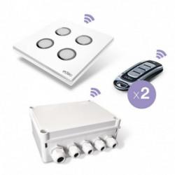 EDISIO - Pack Garden Solution - 4x10A - IP66