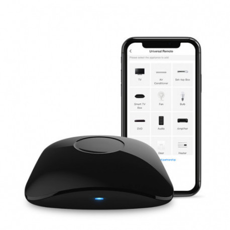 BROADLINK - Universal Remote IR/WIFI/433Mhz RM4 PRO for Smartphone