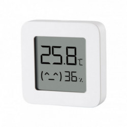 XIAOMI - Sonde de température et d'humidité Bluetooth Mi Temperature and Humidity Monitor 2
