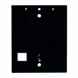 2N - IP Verso - 1 module backplate for surface installation