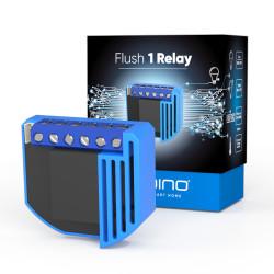 QUBINO - Micromodule commutateur 1 relai et consomètre Z-Wave+ ZMNHAD1