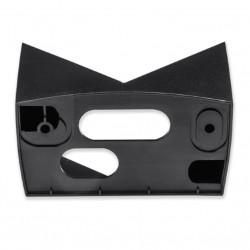 STEINEL - Corner wall bracket 07 Black for IS 140-2