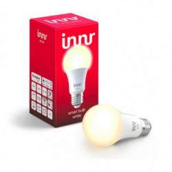 INNR - Ampoule connectée type E27 - ZigBee 3.0 - Blanc chaud - 2700K