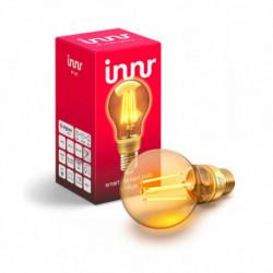 INNR - Ampoule connectée type E27 - ZigBee 3.0 Vintage Filament - 2200 K