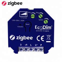 ECODIM - Smart LED dimmer module Zigbee 3.0 250W
